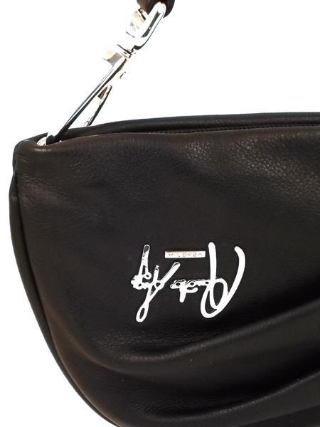 Черная сумочка-клатч RENATO ANGI -2340