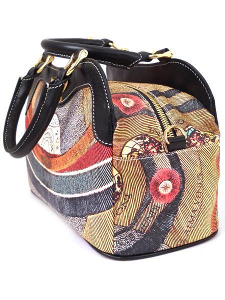 Клубная имиджевая сумка итальянского бренда GATTINONI 20581-1536
