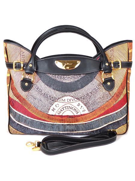 Имиджевая сумка итальянского бренда GATTINONI 22521-1684