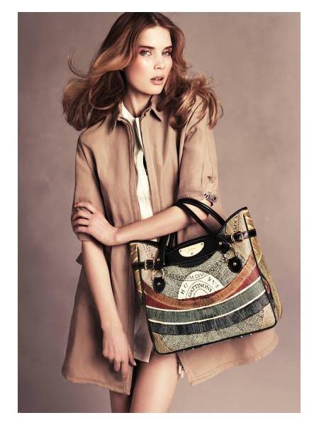 Имиджевая сумка итальянского бренда GATTINONI 22521-1682