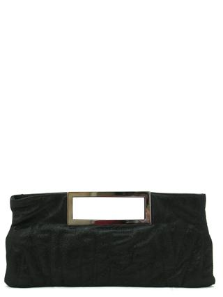 Клатч черный итальянской марки VIC MATIE'