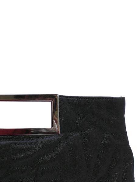 Клатч черный итальянской марки VIC MATIE'-3076