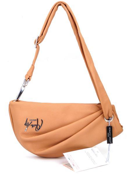 сумочка розовый загар
