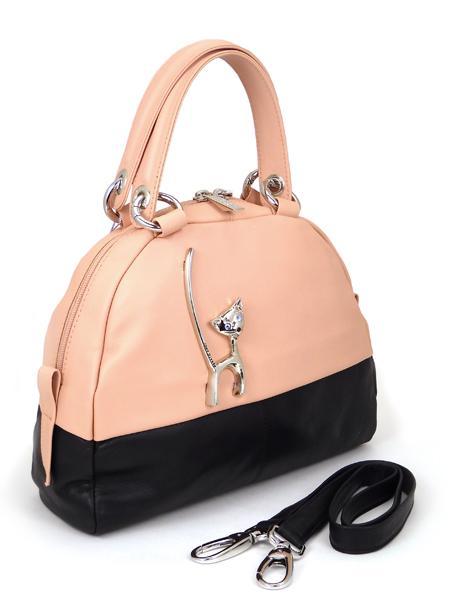 розовая сумочка renato angi с кошкой распродажа