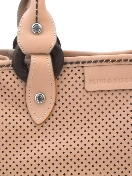 Дамская сумка темно-розового цвета итальянской марки PLINIO VISONA'-588
